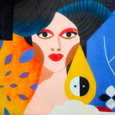 beauty illustration lady